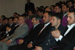 Saadet Trabzon Programa Katılım