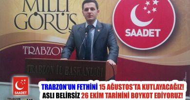 15 Ağustos 1461 Trabzon'un Fethi
