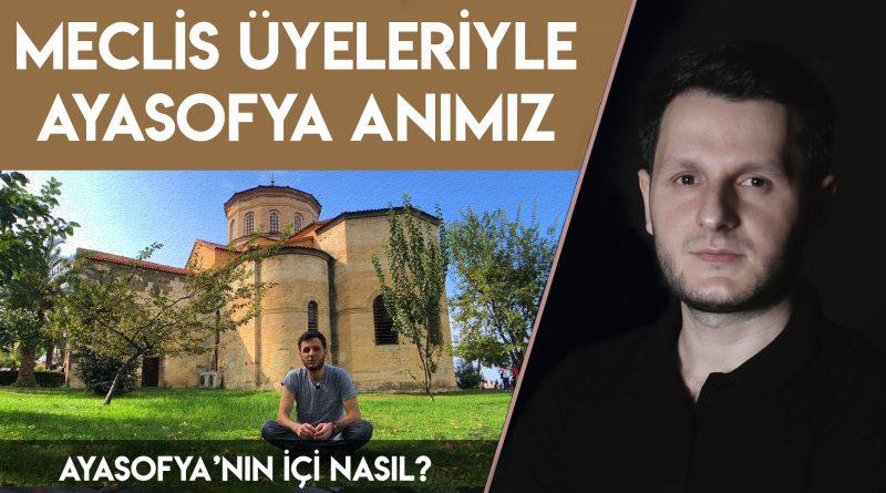 Trabzon Ayasofya Camii Hatırası
