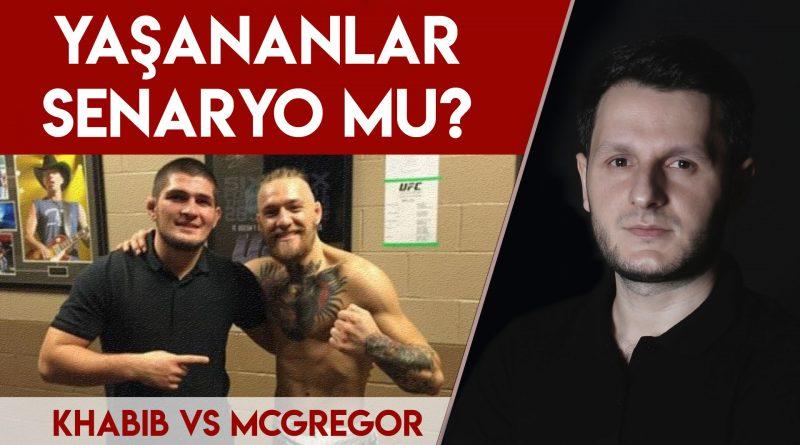 McGregor vs Khabib